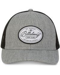 Billabong - Walled Trucker Hat - Lyst