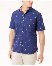Tommy Bahama - Mix Master Printed Shirt - Lyst