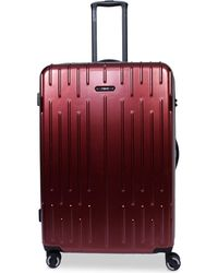 """Revo - Rain 29"""" Hardside Expandable Spinner Suitcase, Created For Macy's - Lyst"""