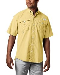 Columbia - Bahama Ii Ss Shirt - Lyst