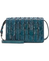 Patricia Nash - Feather Leaves Lanza Crossbody - Lyst
