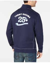 Tommy Bahama 25 Years Of Paradise Pullover - Blue