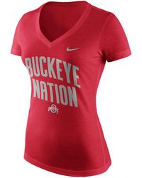 Nike - Women's Local Phrase V T-shirt - Lyst