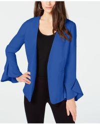 Alfani - Flutter-sleeve Jacket, Created For Macy's - Lyst