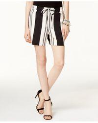 INC International Concepts - I.n.c. Printed Drawstring-waist Shorts, Created For Macy's - Lyst