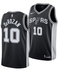 b0526a25d93 Lyst - adidas Originals Men's Tim Duncan San Antonio Spurs Swingman ...