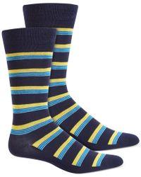 Alfani - Multi-stripe Socks, Created For Macy's - Lyst
