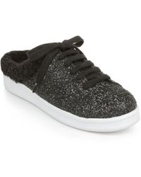 Rampage Scott Slip On Sneakers - Black