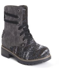 Muk Luks - Evrill Boots - Lyst