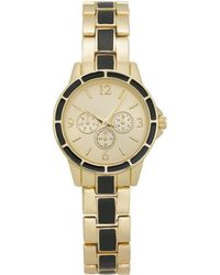 Charter Club - Chronograph Two-tone Bracelet Watch 30mm, Created For Macy's - Lyst
