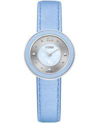 Fendi Women's My Way Watch - Blue