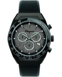 Ferragamo - Ferragamo Slx Caoutchouc Watch - Lyst