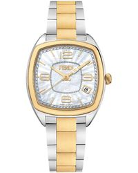 Fendi Momento Bracelet Watch - Metallic