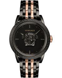 Versace Palazzo Empire Bracelet Watch - Black