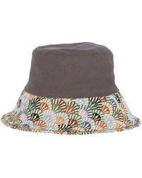 D'Estree Bob Reversible Hat - Grey
