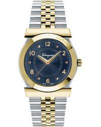 Ferragamo Vega Bracelet Watch - Multicolor