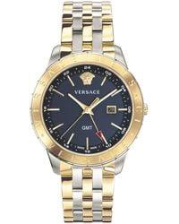 Versace Univers Bracelet Watch - Metallic