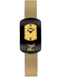 Fendi Chameleon Watch - Multicolour