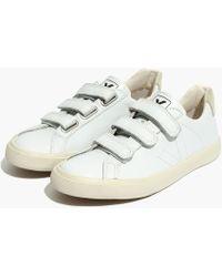 Madewell - Vejatm 3-lock Esplar Low Sneakers - Lyst