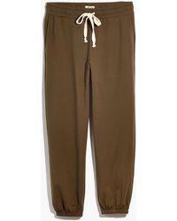 Madewell Saunter Sweatpants - Multicolor