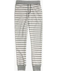 Madewell | Striped Pyjama Leggings | Lyst