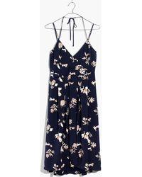 Madewell - Fern Cami Dress - Lyst