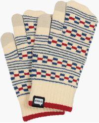 Madewell Evolg® Block Touchscreen Gloves - White