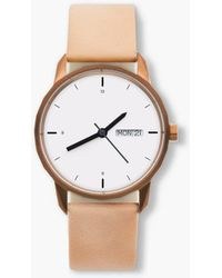 Madewell - Tinker 34mm Copper-toned Watch - Lyst