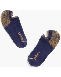 MW L Cloudlift Sneaker Socks - Blue