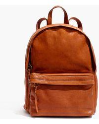 MW The Lorimer Backpack - Multicolour