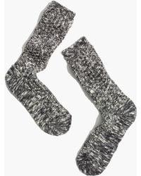 Madewell - Marled Trouser Socks - Lyst