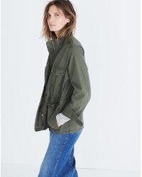 Madewell - Surplus Jacket - Lyst
