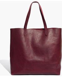 Madewell - The Transport Tote - Lyst