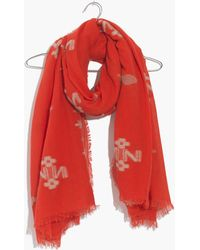Madewell | Color-weave Scarf | Lyst