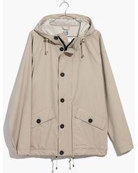 Madewell - Stutterheim® Stenhamra Rain Jacket - Lyst