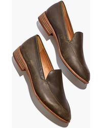 Madewell The Frances Loafer - Brown