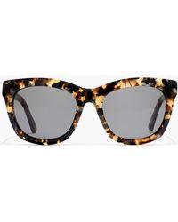 Madewell - Belgrave Sunglasses - Lyst