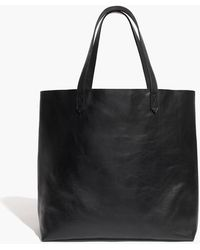 Madewell The Transport Tote - Black