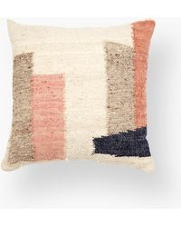 Madewell Minna Wool Formas I Pillow - Multicolour