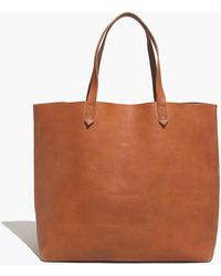 Madewell The Transport Tote - Natural