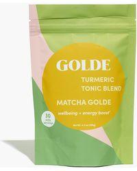 Madewell Golde® Matcha Turmeric Tonic Blend - Green