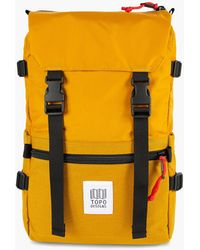 MW Topo Designs® Rover Pack Classic Backpack - Yellow