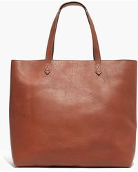 Madewell The Zip-top Transport Tote - Multicolour
