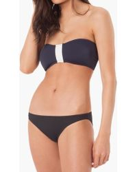 Madewell Lively™ Bikini Bottom - Blue