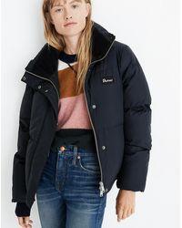 Madewell Penfield® Melrose Puffer Jacket - Black