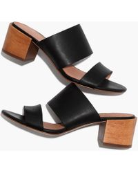 Madewell - The Kiera Mule Sandal - Lyst