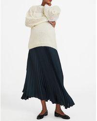 MW Hatch Collection® Maternity Juniper Skirt - Green
