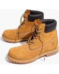 "Timberland - ® 6"" Premium Waterproof Boots - Lyst"