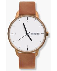 Madewell - Tinker 42mm Copper-toned Watch - Lyst