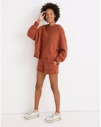 MW - L Airyterry Hoodie Sweatshirt - Lyst